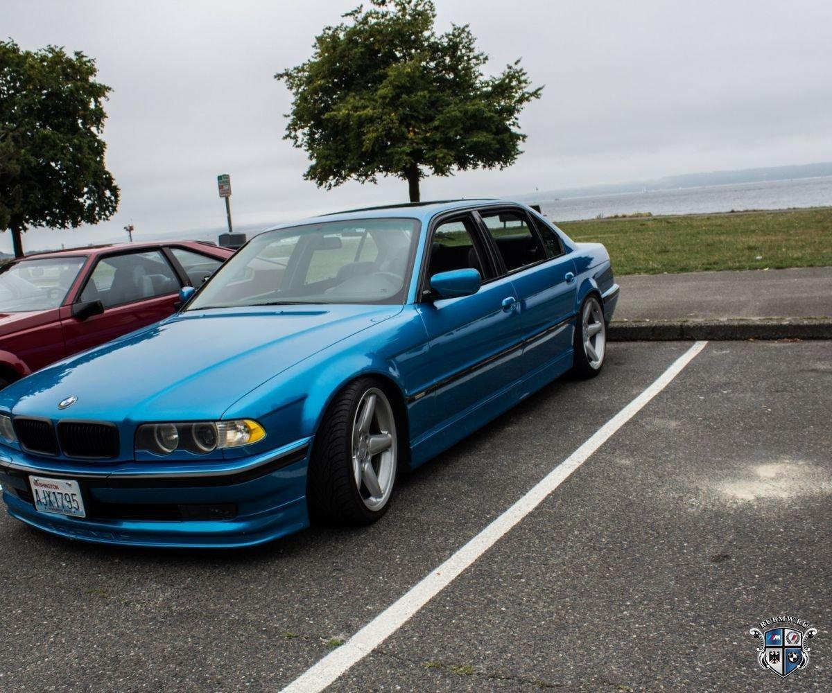 BMW 7 серия e38 отзывы