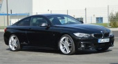 BMW 4-Series Coupe с тюнингом от AC Schnitzer BMW 4 серия F32