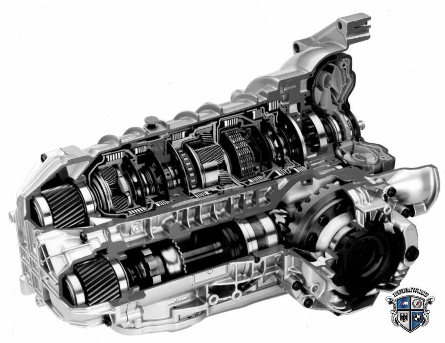 Бмв х5 схема коробки передач