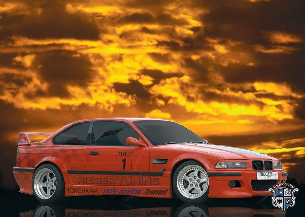 BMW e36 плохо заводится на горячую