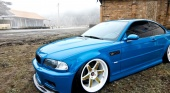 BMW M3 Laguna Seca Blue BMW 3 серия E46