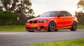BMW 1M Coupe в исполнении Precision Sport Industries BMW 1 серия E81/E88