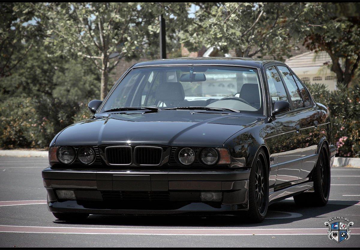 Секреты бортового компьютера BMW E34/E32 BMW 7 серия E32.