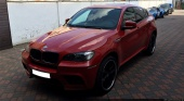 BMW X6M в доводке от MM-Performance BMW X6 серия E71