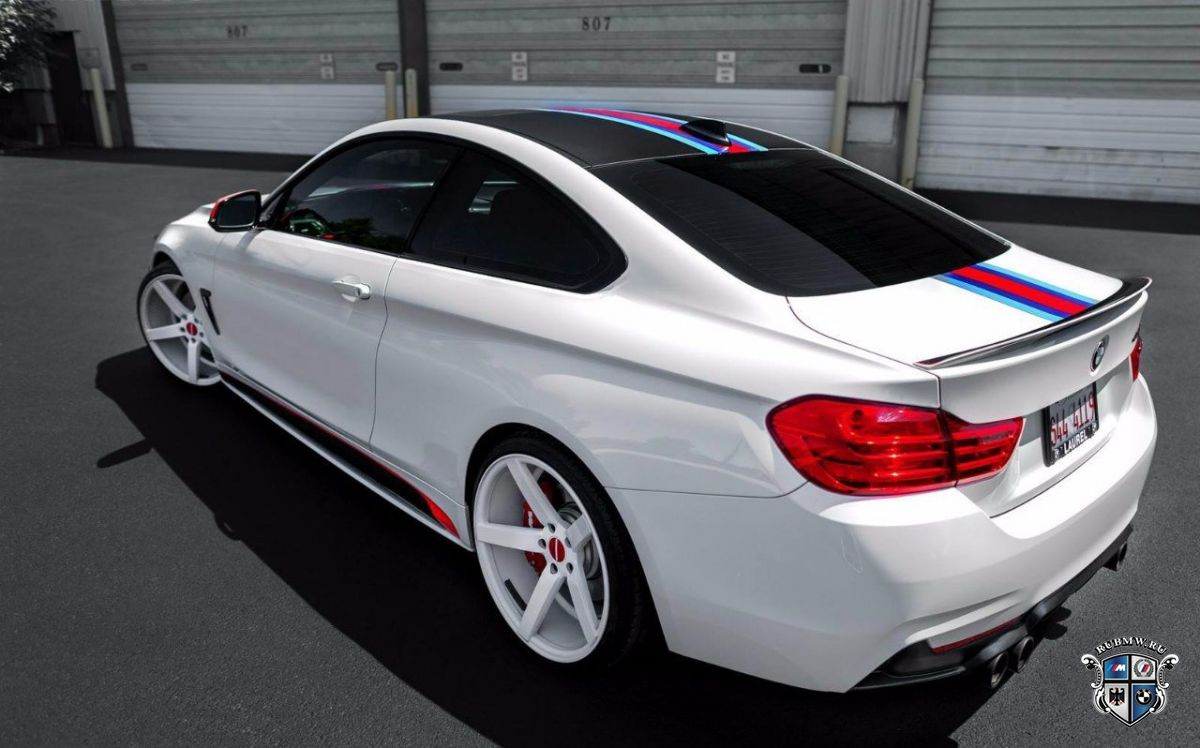 BMW 435i Coupe от Viga Design :: Новости BMW :: BMW 4 серия F32 ...
