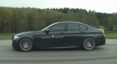 BMW M5 vs MTM Audi RS6 Avant BMW 5 серия F10-F11