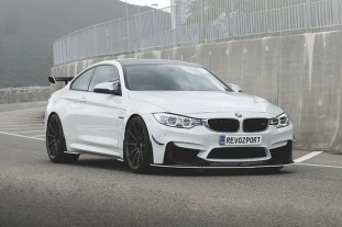 BMW M3 и M4 в исполнении RevoZportRacing Technology :: BMW 3 серия F80