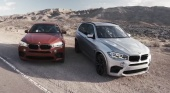 BMW M Power Experience 2015 BMW X6 серия F86