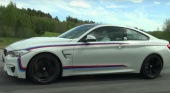 BMW M4 vs BMW M3 E90 V8 DKG BMW 3 серия E90-E93