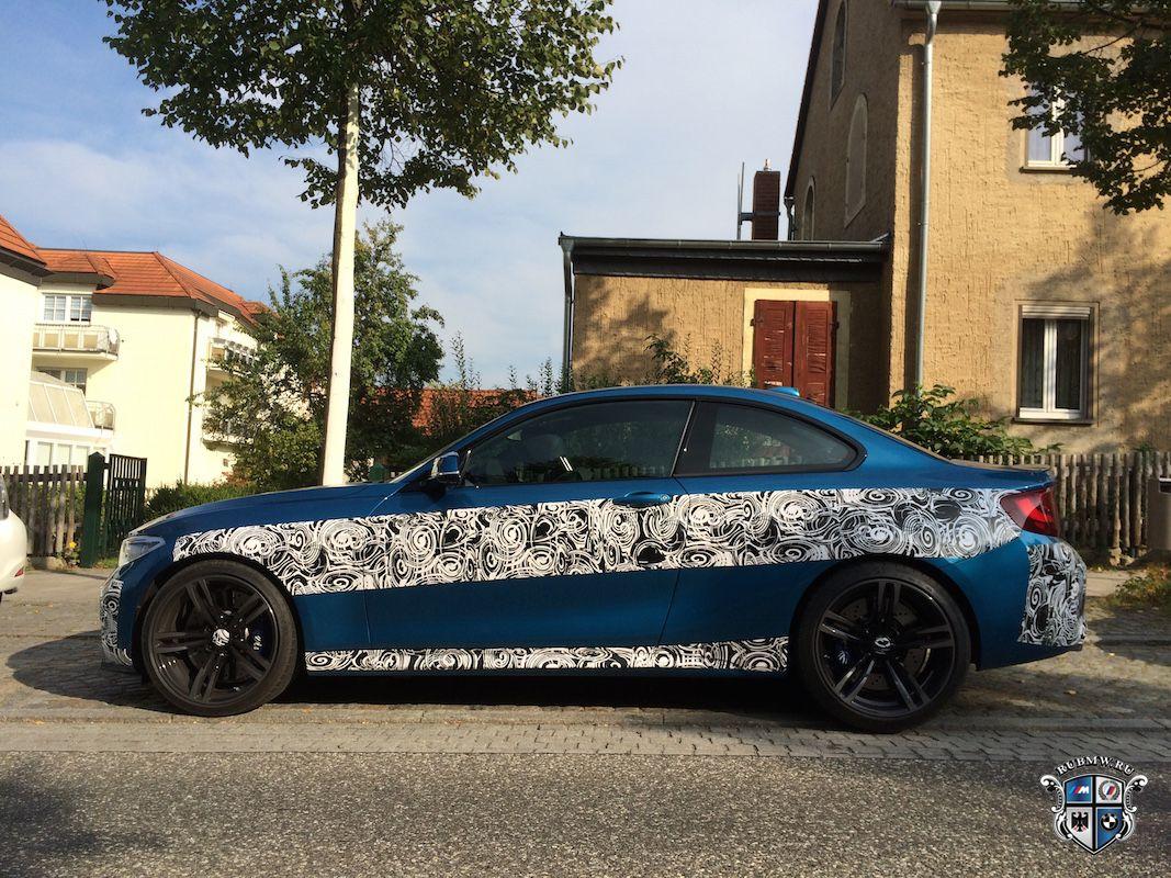 Новый BMW X4 M40i мощностью 360 л.с