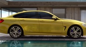 5 лучших цветов BMW 4 Series Gran Coupé BMW 4 серия Gran Coupe