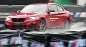 BMW M235i M Performance: Drift-Show BMW 2 серия F22-F23