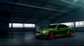 BMW M235i Coupe ACL2 от ателье AC Schnitzer BMW 2 серия F22-F23