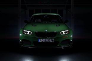 BMW M235i Coupe ACL2 от ателье AC Schnitzer :: BMW 2 серия F22-F23