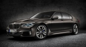 BMW 7 Series Centennial Limited Edition: юбилейная спецверсия BMW 7 серия G11-G12