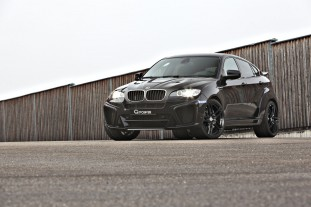 BMW X6 M Typhoon в исполнении G-Power :: BMW M серия Все BMW M