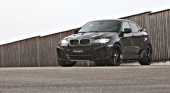 BMW X6 M Typhoon в исполнении G-Power BMW X6 серия F86