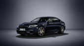 Спецверсия BMW M5 Competition Edition BMW 5 серия F10-F11