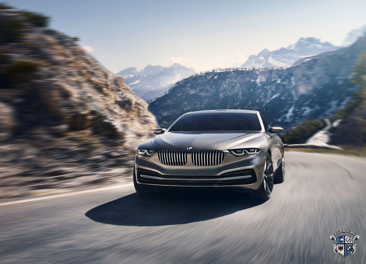BMW к 2019 году подготовит купе 7-Series