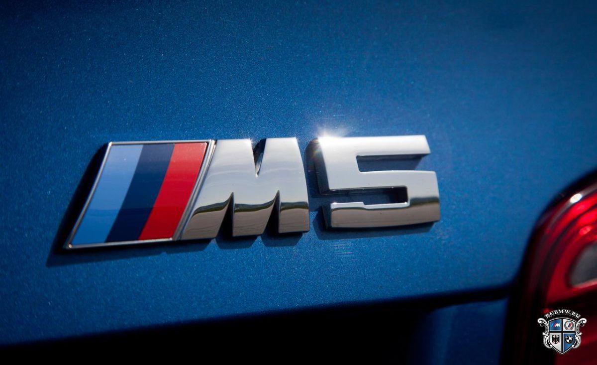 Новый БМВ M5 снабдят клавишей отключения xDrive