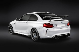 BMW M2 GTS: новый проект от Alpha-N Performance :: BMW M серия Все BMW M