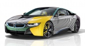 BMW i8 и BMW i3 Memphis Style Edition: спецверсии от Garage Italia Customs BMW BMW i Все BMW i