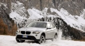 The New BMW X1 review BMW X1 серия E84