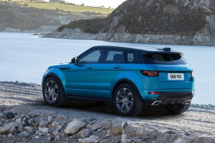 Спецверсия Range Rover Evoque Landmark Edition :: BMW Другие марки Land Rover