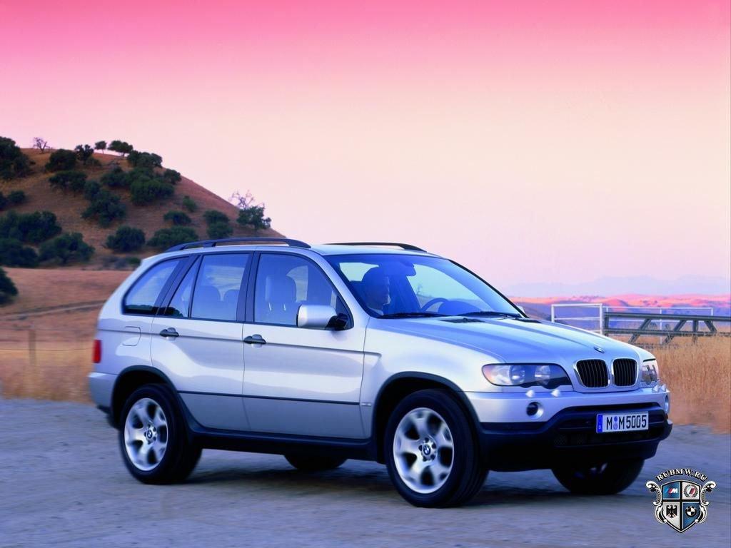 руководство по эксплуатации BMW x5 кузов e53