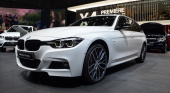 BMW 340i Touring Edition M Sport Shadow на автосалоне в Женеве BMW 3 серия F30-F35