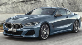 BMW 8 Series Coupé 2018 BMW 8 серия G15