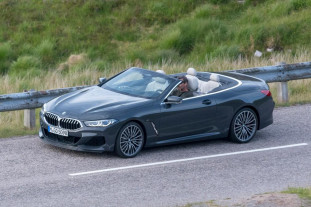 Новый 2019 BMW 8 Series Convertible :: BMW 8 серия G15