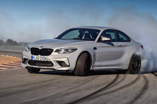 BMW M2 Competition :: BMW M серия Все BMW M