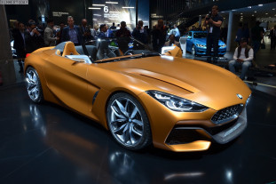 Премьера BMW Z4 Roadster G29 состоится в Pebble Beach :: BMW Z серия Все BMW Z