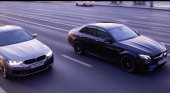 BMW M5 F90 vs. Mercedes-AMG E63s BMW M серия Все BMW M
