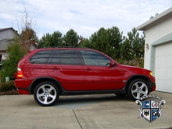 руководство по эксплуатации BMW x5 e53 2006
