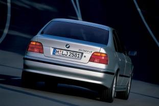 Датчики парковки бмв е39 BMW 5 серия E39.