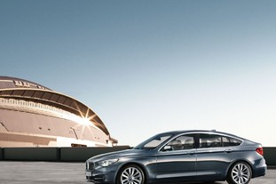Driving the BMW 5 Series GT - Instant Impression :: BMW 5 серия GT