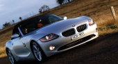 Fifth Gear - BMW E85 Z4 M Roadster BMW Z серия Все BMW Z